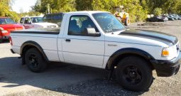 2006 Ford Ranger 4cyl 2wd A/T